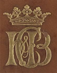 Hamilton, William Alexander Anthony Archibald Douglas, 11th Duke of Hamilton  (1811 - 1863) (Stamp 2)