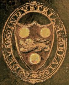 Harborne, William (1550-1617)  (Stamp 2)