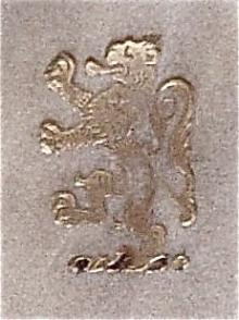 Harewell, Francis (1570 - 1629) (Stamp 2)