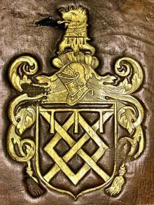 Harington, John, 2nd Baron  (1592 - 1614) (Stamp 1)