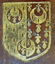 Harriat, Thomas (1588 - 1653) (Stamp 1)