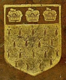 Harriat, Thomas (1588 - 1653) (Stamp 2)