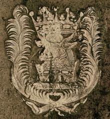 Hastings, Theophilus, 7th Earl of Huntingdon  (1650 - 1701) (Stamp 1)