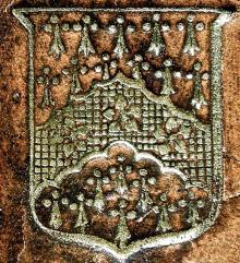 Hatfeild, Randall (1800 - 1853) (Stamp 1)