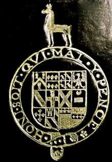 Hatton, Christopher, Sir (1540 - 1591) (Stamp 1)