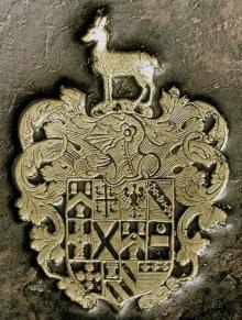 Hatton, Christopher, Sir (1540 - 1591) (Stamp 2)