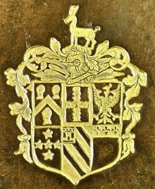 Hatton, Christopher, Sir (1540 - 1591) (Stamp 4)