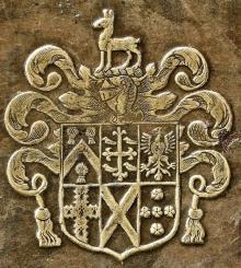 Hatton, Christopher, Sir (Stamp 1)