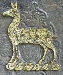 Hatton, Christopher, Sir (Stamp 2)