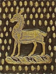 Hatton, Christopher, Sir (Stamp 3)
