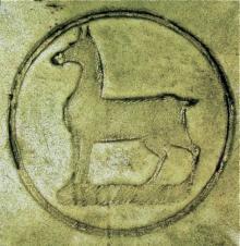 Hatton, Christopher, Sir (Stamp 4)