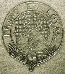 Heath, John Benjamin, 1st Baron  (1790 - 1879) (Stamp 2)