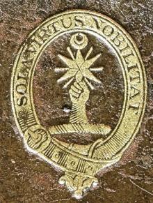 Henderson, Alexander (1791 - 1832) (Stamp 1)