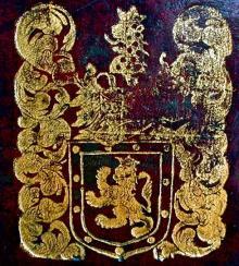 Henley, Robert, Sir (1631-1692)  (Stamp 1)