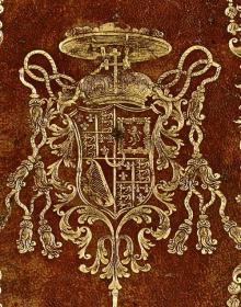 Henry Benedict, Cardinal York (1725 - 1807) (Stamp 1)