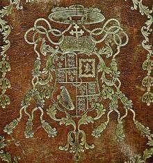 Henry Benedict, Cardinal York (1725 - 1807) (Stamp 2)