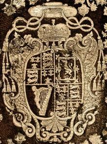 Henry Benedict, Cardinal York (1725 - 1807) (Stamp 4)