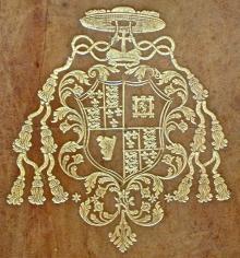 Henry Benedict, Cardinal York (1725 - 1807) (Stamp 5)