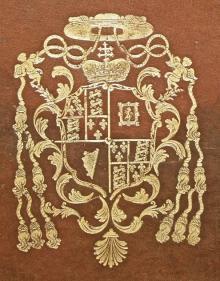 Henry Benedict, Cardinal York (1725 - 1807) (Stamp 7)