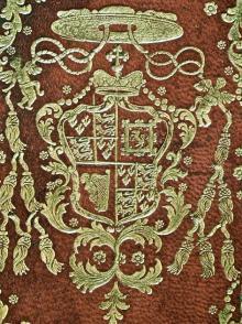 Henry Benedict, Cardinal York (1725 - 1807) (Stamp 8)