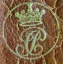 Herbert, Catherine, Countess of Pembroke  (1783 - 1856) (Stamp 1)