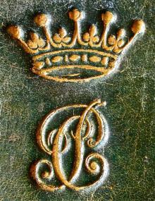 Herbert, Catherine, Countess of Pembroke  (1783 - 1856) (Stamp 3)