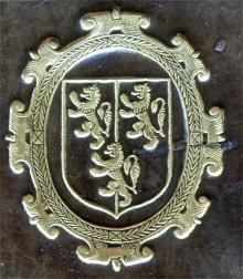 Herbert, Edward, Lord Herbert of Cherbury (1583 - 1648) (Stamp 2)
