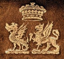 Herbert, Edward James, 3rd Earl of Powis  (1818 - 1891) (Stamp 1)