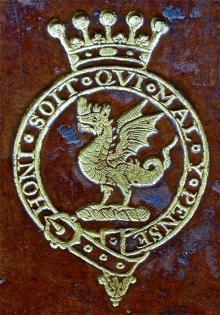 Herbert, William, 3rd Earl of Pembroke (1580 - 1630) (Stamp 3)