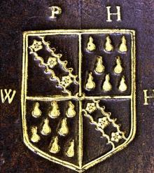 Herris, William (Stamp 1)