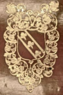 Hervey, John, 1st  Earl of Bristol (1665 - 1751) (Stamp 1)