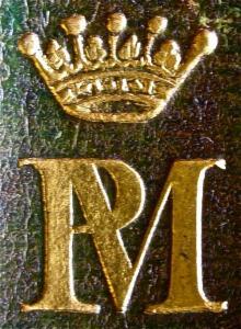 Herbert, George Augustus, 11th Earl of Pembroke (1759 - 1827) (Stamp 2)
