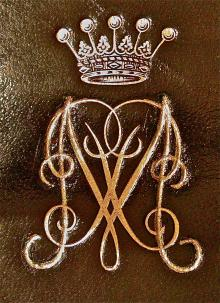 Herbert, Violet Ida Eveline, Countess of Powis (1865 - 1929) (Stamp 1)