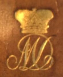 Hill, Mary, Marchioness of Downshire (1764-1836)  (Stamp 3)