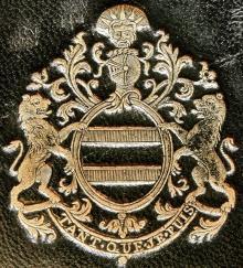 Hilton, John (1699 - 1746) (Stamp 1)