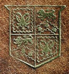 Hoare, Richard Colt, Sir, 2nd Baronet, of Barn Elms (1758 - 1838) (Stamp 1)