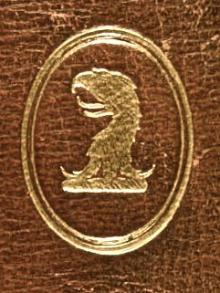 Hoare, Richard Colt, Sir, 2nd Baronet, of Barn Elms (1758 - 1838) (Stamp 8)
