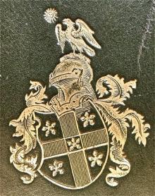 Hodgkin, John Eliot (1830 - 1912) (Stamp 1)