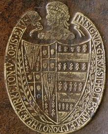 Holles, Gervase (1606 - 1675) (Stamp 1)