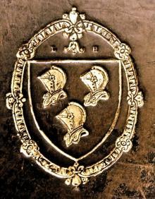 Holliday, Leonard, Sir (1550-1612)  (Stamp 1)