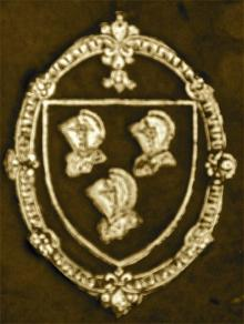 Holliday, Leonard, Sir (1550-1612)  (Stamp 3)