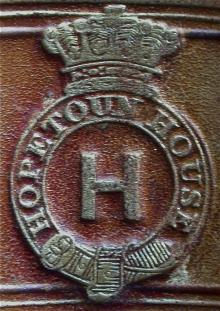 Hope, John, 5th Earl of Hopetoun  (1803 - 1843) (Stamp 1)