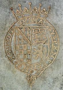 Howard, Henry, Earl of Northampton (1540 - 1614) (Stamp 2)