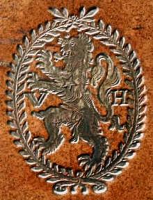 Howard, William (1563 - 1640) (Stamp 1)