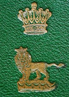 Howard, George William Frederick, 7th Earl of Carlisle (1802 - 1864) (Stamp 1)