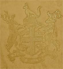 Hudson's Bay Company (Stamp 1)