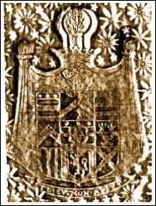 Hungerford, Edward, Sir (1596 - 1648) (Stamp 1)