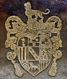 Jermyn, Robert, Sir (Stamp 1)