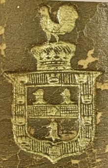 Jesus College Cambridge (Stamp 4)