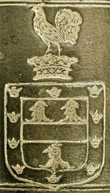 Jesus College Cambridge (Stamp 5)